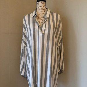 Umgee striped Tunic